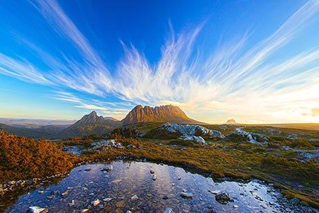 Magical Wall Art Cradle Mountain Tasmania