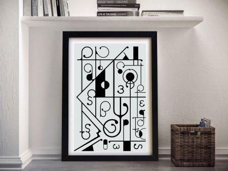 Futuracha - Mondrian Artwork Canvas Prints Online