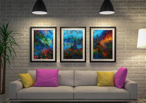 Buy Stormy Splendor Affordable Iris Scott Art
