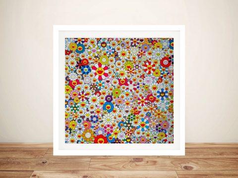 Oeuvres Principales By Takashi Murakami Pop Art