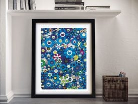 An Homage To ikb 1957 - Takashi Murakami Great Gifts
