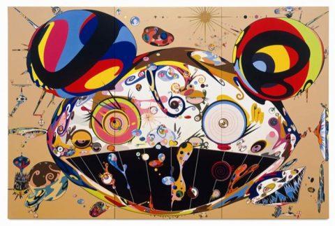 tan tan bo 2001 Takashi Murakami