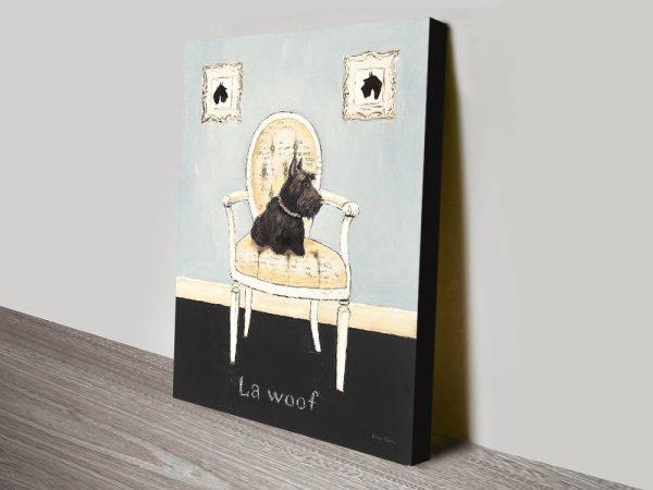 La Woof By Emily Adams Best Wall Art Online