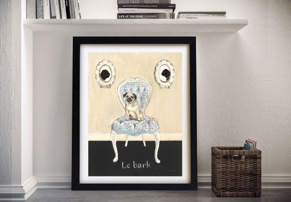 La Bark By Emily Adams Cheap Art Online