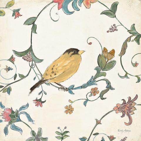 Birds Gem III Wall Art By Emily Adams Available Online