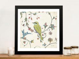 Birds Gem lV By Emily Adams Cheap Art Prints