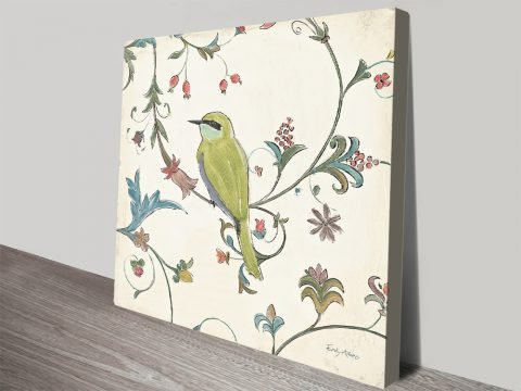 Birds Gem IV Best Canvas Prints Online