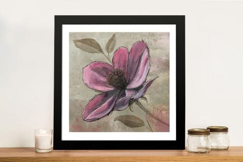 Plum Floral lll By Emily Adams Gift Ideas