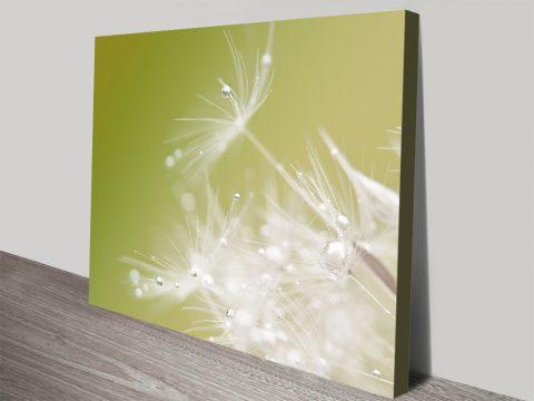 Green Photo Canvas Wall Art Online