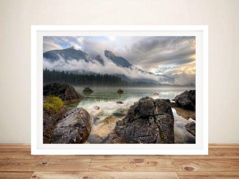 The Rocks By Keller Landscape Prints