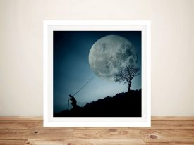 The Dreamer Photo Canvas