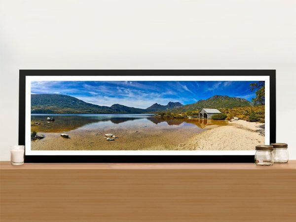 Buy Dove Lake Affordable Panoramic Canvas Art