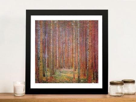 Tannenwald By Gustav Klimt Canvas Prints Online