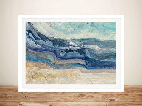 Currents By Albena Hristova Canvas Prints