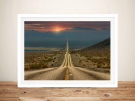 My Way By Gennady Shatov Wall Art