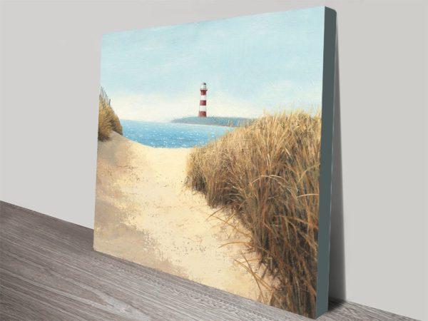 James Wiens Beach Path Wall Art For Sale