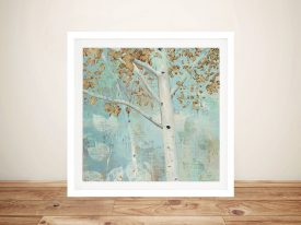 Golden Forest l By James Wien Wall Prints