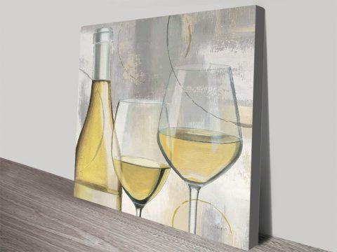 Buy Taste Appeal White II By James Wiens Framed Prints Online