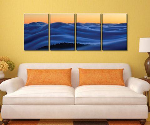 Dreamscape 4 Panel Wall Art