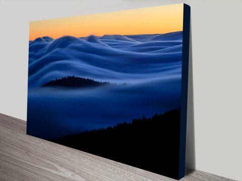 Dreamscape Stretched Canvas Prints Online