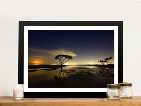 Moonrise By Mel Brackstone Photos To Canvas