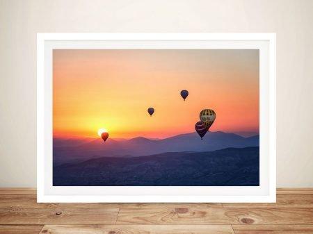 Dawn Escape Photos To Canvas