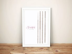Firework Soundwaves Wall Art