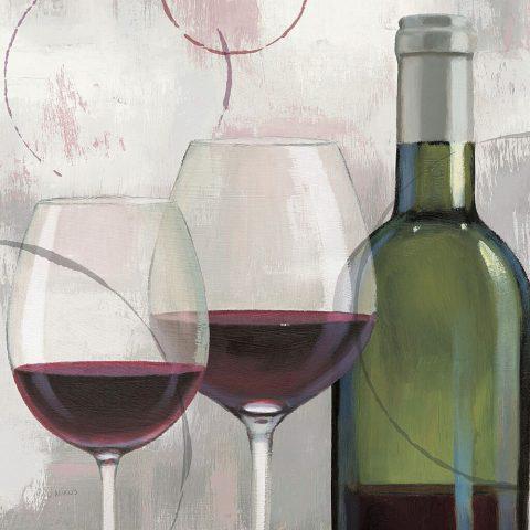 For Sale Taste Appeal Red II By James Wiens Wallart Prints Australia