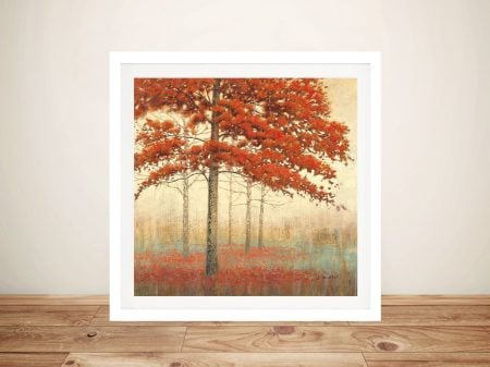 Autumn Trees ll By James Wiens Gift Ideas