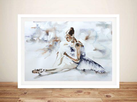 Dress Rehearsal Canvas Art Online