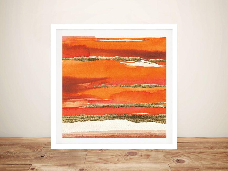 Gilded Mandarin II Canvas Print Preview