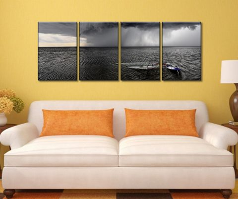 ...Where Are You? 4 Piece Wall Art