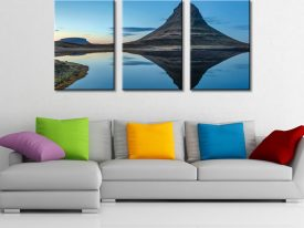 Calm Three Piece Wall Art Set