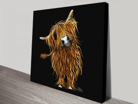 CoooWeee Highland Cow Great Gift Ideas