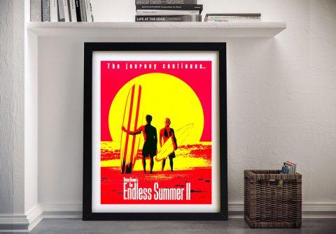 Endless Summer II Film Wall Art