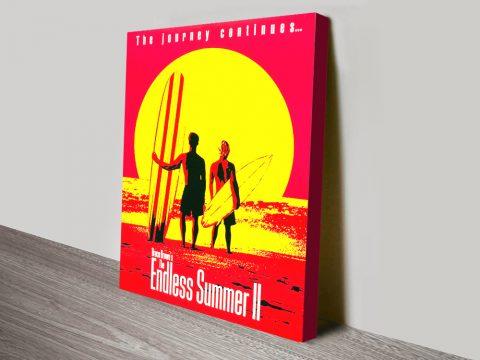 Endless Summer II Framed Wall Art Online