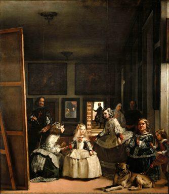 Las Meninas by Velazquez Discount Art Australia