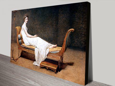 Madame Récamier Jacques Louis David Great Gift Ideas Online