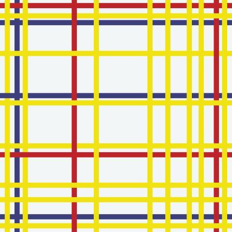 New York City Piet Mondrian Abstract Art Gift Ideas Online