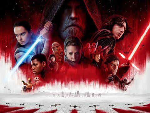 The Last Jedi Movie Art Great Gift Ideas