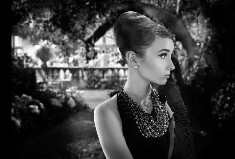 Audrey Hepburn Wall Art Great Gift Ideas Online