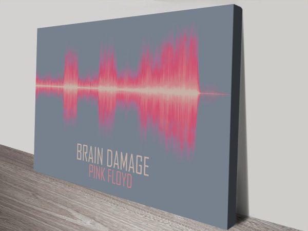 Brain Damage Soundwave Cheap Prints AU