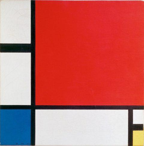 Piet Mondrian Wall Art Available Online