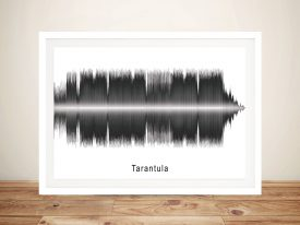 Tarantula by Pendulum Soundwave Artwork
