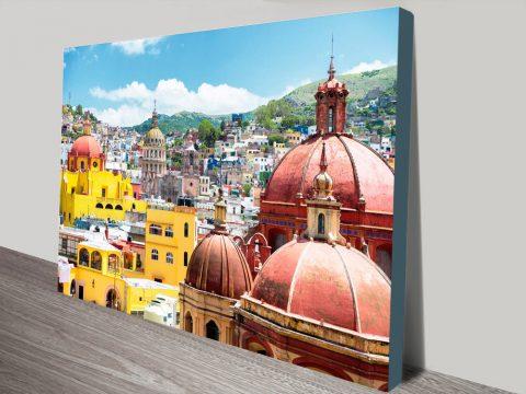 Buy Guanajuato Architecture Art Online