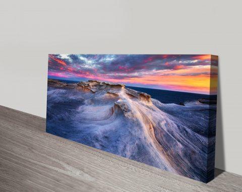 Waves Australian Artwork Great Gift Ideas