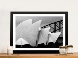 Sydney Opera House Australian Wall Art