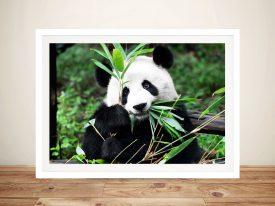 Giant Panda ll Print by Philippe Hugonnard