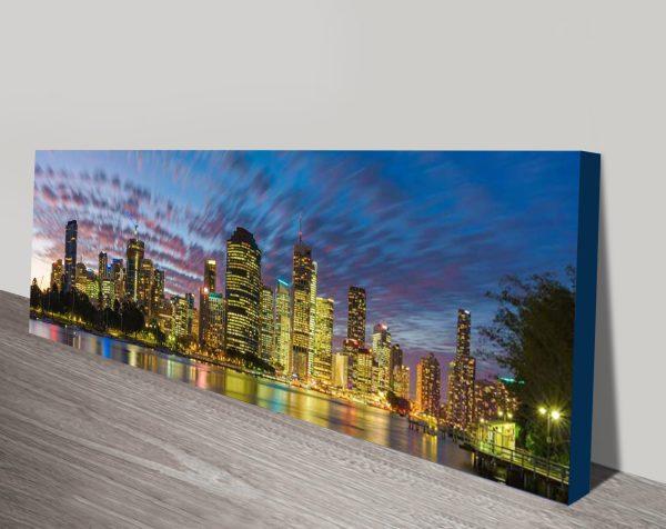 Sunset Motion Brisbane Cheap Wall Art AU