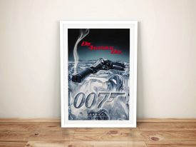 Die Another Day Movie Art Print